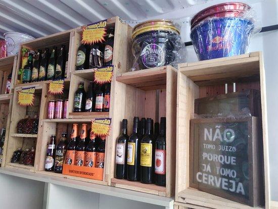 סאו ברנארדו דה קמפו, SP: Fácil acesso, Loja de Bebidas Artesanais e Assessórios para você e para dar de presente...  Não deixe de visitar essa Loja vale muito a pena.  insta @contayner_das_cervejas Face @contaynerdascervejas