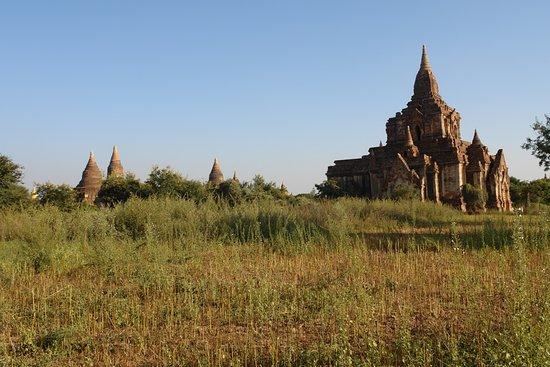 Cartoline da Bagan, Birmania