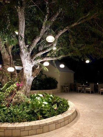 Curtain Bluff Resort: Tamarind Restaurant