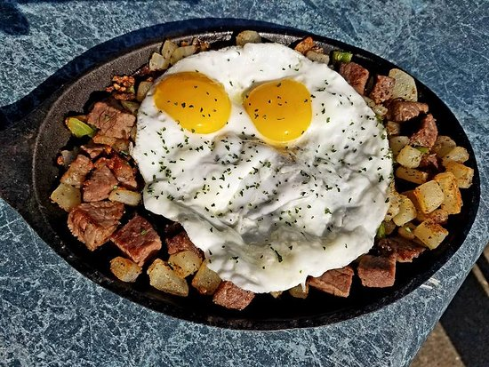 Breakfast Skillet Special