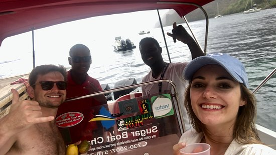 Private Speedboat Cruise and Snorkel Tour in St Lucia: The best tour!