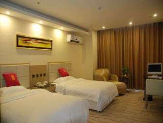 Changyi, China: 2 Twin Bed Guest Room