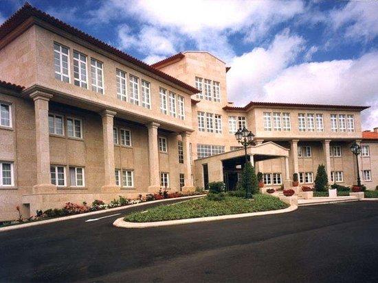 Gran Hotel Los Abetos: Exterior View