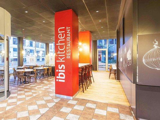 Ibis Praha Mala Strana: Restaurant