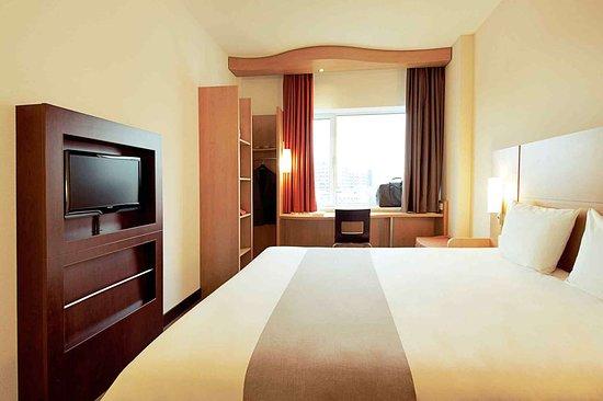 Ibis Praha Mala Strana: Guest room