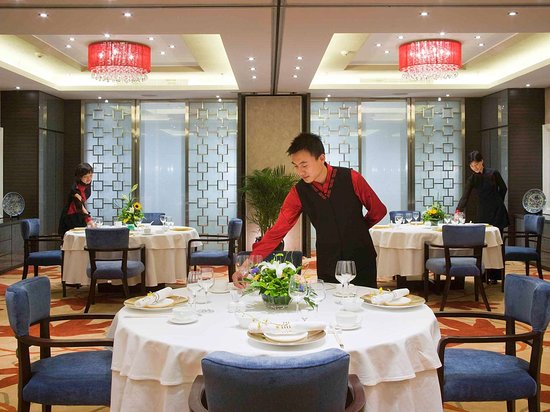 Grand Mercure Beijing Central: Restaurant