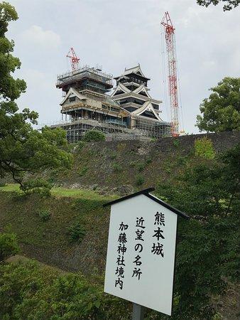 加藤清正が祀られている神社