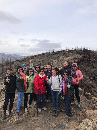 Mongolia: Horgo Volcanic in Arkhangai
