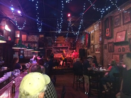 Blues Hall Juke Joint