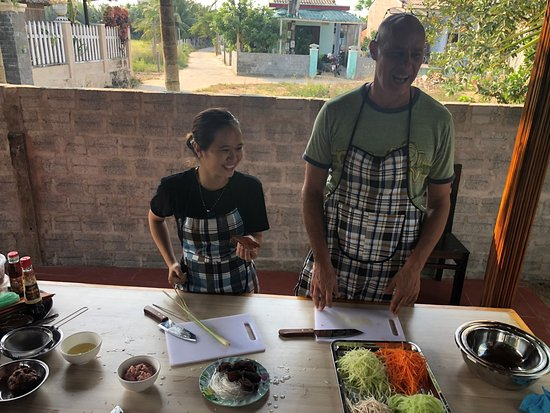 Hội An, Việt Nam: MiMi Cooking Hoi An - Cooking Class and More in the beautiful Eco-Village of Hoi An
