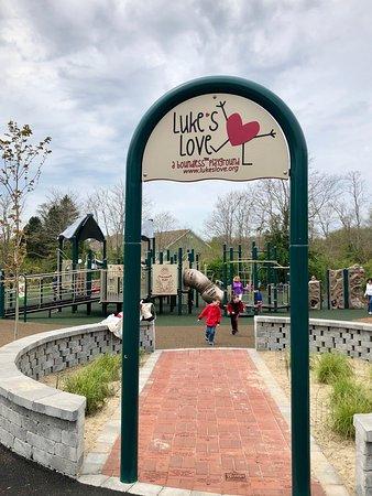 Luke's Love Boundless Playground: Lots of fun happening at Luke's Love!