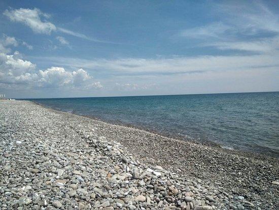 Sea and Beach in Roseto Capo Spulico