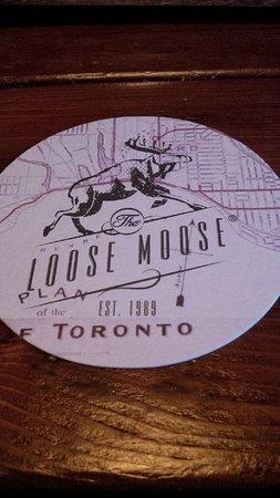 Loose Moose: Inside