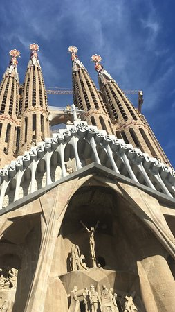 Skip the Line: Basilica of the Sagrada Familia Basic Admission Ticket Fotografie