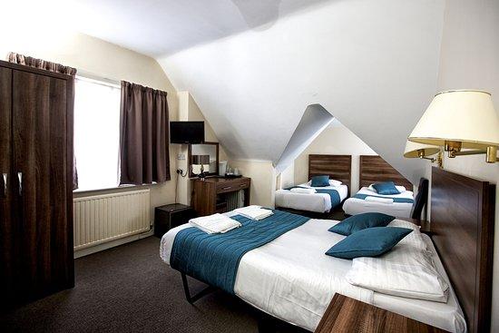 King Solomon Hotel: Guest room