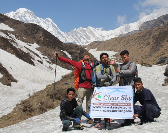 ‪Clear Sky Treks & Expedition‬