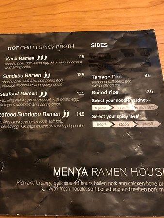 Menya Ramen – fotografija