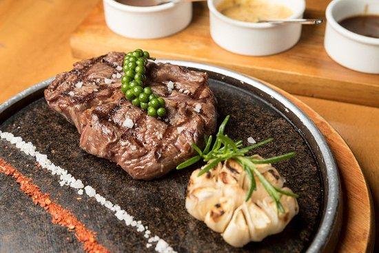 Grilled Australian Beef Tenderloin