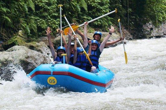 Bali Pertiwi Rafting Adventure