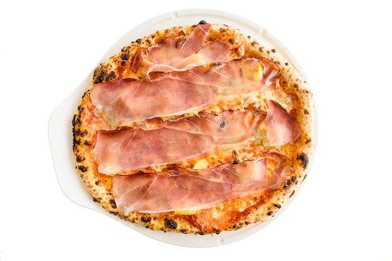 cut & crust: #Gorgonzola e speck