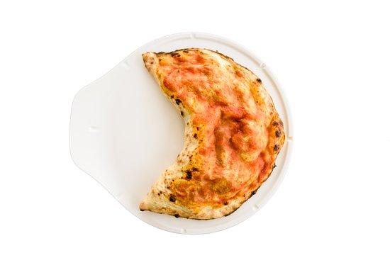 cut & crust: #Calzone Vegetariano