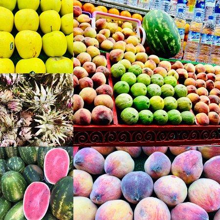 Bright fruit!