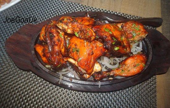 Cota Cozinha: Chicken tandoori full
