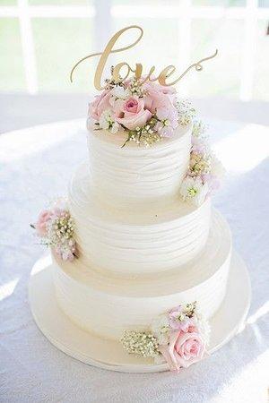 Pasticceria Principe: Naked Cake