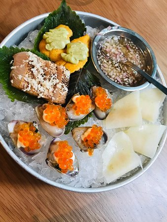 Supernormal: Selection of Seafood on ice