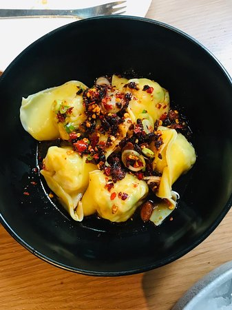 Supernormal: Prawn & chicken dumplings