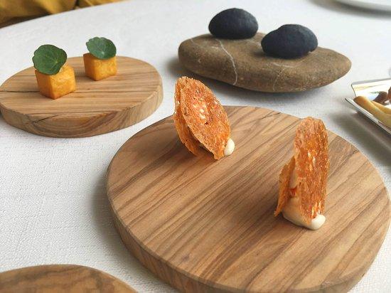 Mimosa Restaurant: Entratine