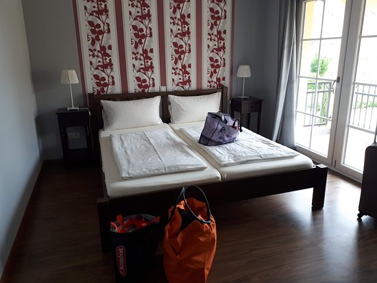 Pension Vanii: 2persoonskamer met balkon