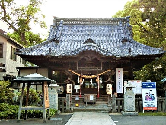 Maebashi Tosho-gu