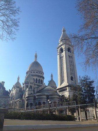 Paris, Frankreich: Sacre Coeur