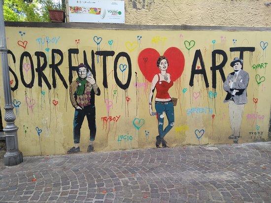 Murale TvBoy