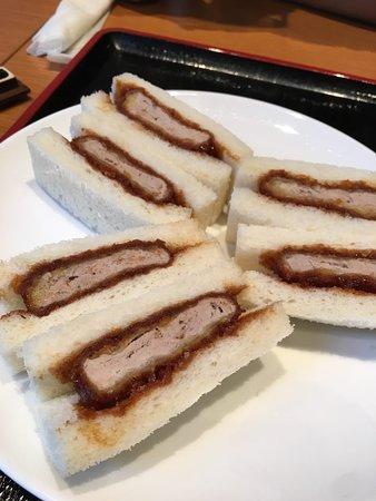 サンドイッチ マイセン