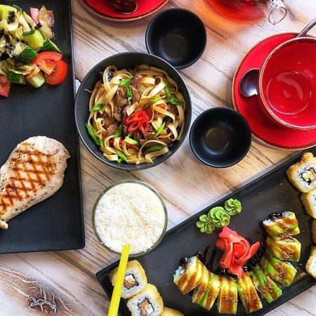 Сёгун - только самые яркие впечатления. Попробуйте наши интересные вкусы суши и блюд, это будет незабываемо.