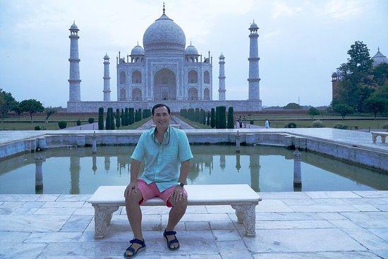 Taj India Trip