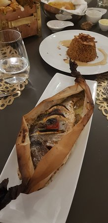 Oven-Baked fish