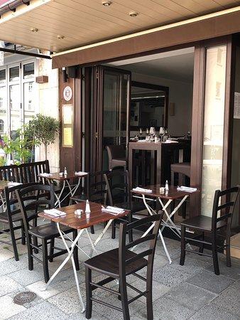 Il Gattopardo - Cucina e Vini: Terrasse