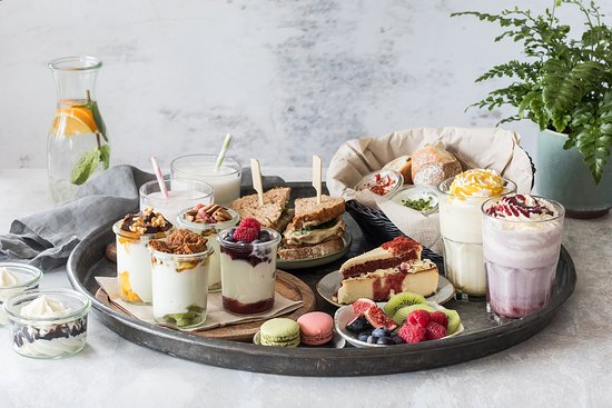 Yoghurt Barn Den Bosch: High Tea