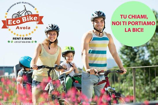 Eco Bike Avola - Noleggio Bici Elettriche, Rent E-Bike