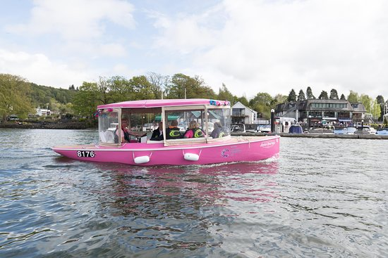 Windermere Boat Hire