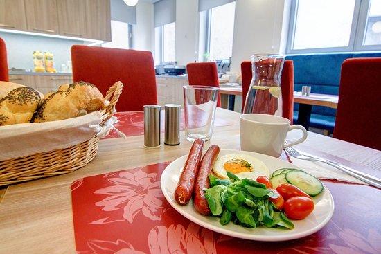 Hotel Koflik: snídaně