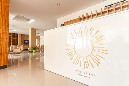 New entrance of Hotel da Luz
