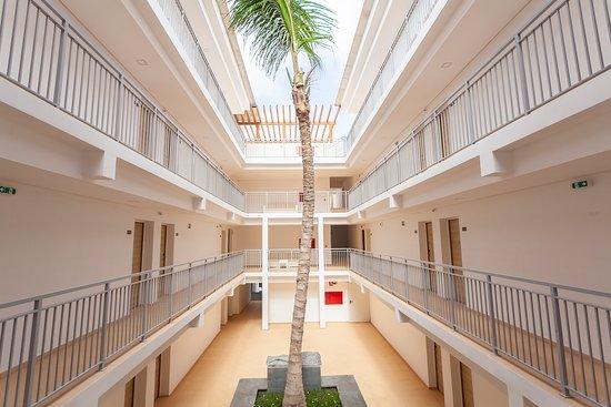 Hotel da Luz after the refurbishment