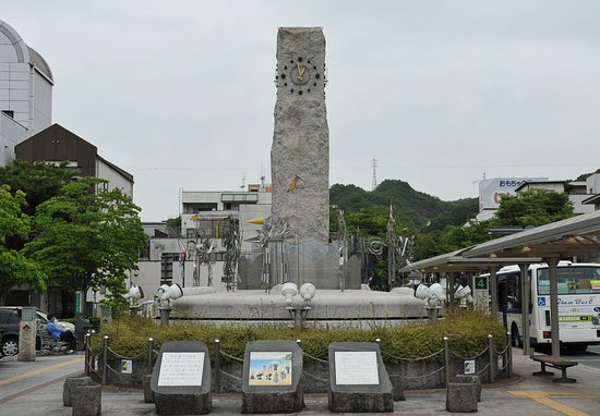 Shiraishi Odori Karakuri Clock Tower