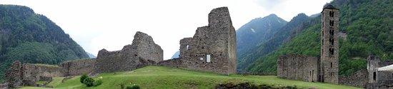 Mesocco, سويسرا: Mesocco - Castello