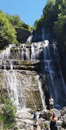 Les Cascades du Herisson Photo