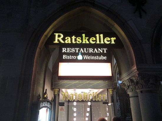 Prachtig en goed restaurant in centrum München